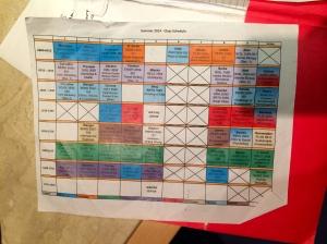 2 of 2 The Academic Calendar
